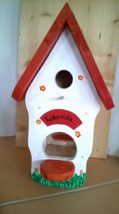 Vogelhotel Futterwilla